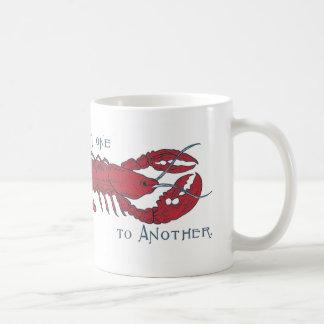 Vintage Lobster Mugs
