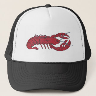 Vintage Lobster Trucker Hat