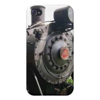 Vintage Locomotive Train i Covers For iPhone 4