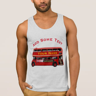 Vintage London Double Decker Bus