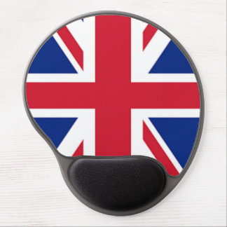 vintage london fashion british flag union jack gel mouse pad