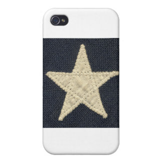 Vintage Lone Star Texas Flag iPhone 4/4S Case