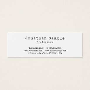 For history teacher business cards business card printing zazzle uk vintage look design minimalist plain trendy retro mini business card reheart Image collections