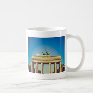 Vintage looking Brandenburger Tor Brandenburg Gate Coffee Mug