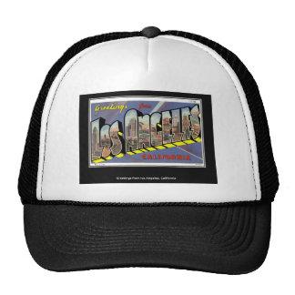 Vintage Los Angeles California Vintage Trucker Hats