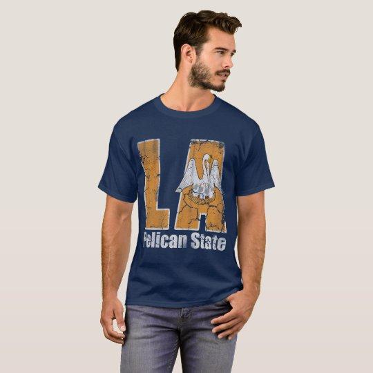 Vintage Louisiana Pelican State T-Shirt
