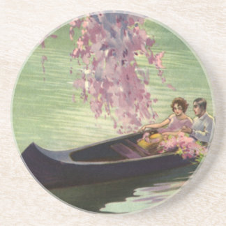 Vintage Love and Romance, Romantic Canoe Ride Coaster