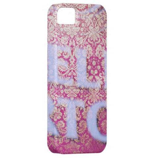 Vintage love collection case for iPhone 5/5S