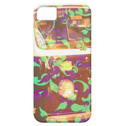 vintage love collection iPhone 5/5S cover