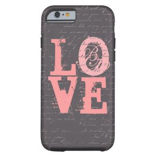 Vintage Love iPhone 6 case