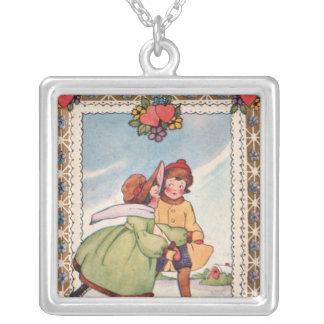 Vintage Love Necklace