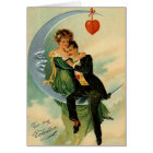 Vintage Lover's Valentine's Day Card