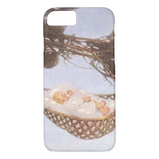 Vintage Lullaby, Rock Bye Baby Jesse Willcox Smith iPhone 7 Case