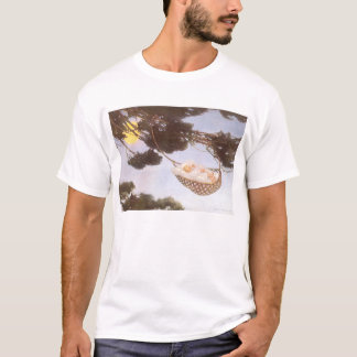 Vintage Lullaby, Rock Bye Baby Jesse Willcox Smith T-Shirt