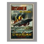 Vintage Lusitania Irishmen Avenge!
