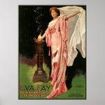 Vintage Magic Poster Art