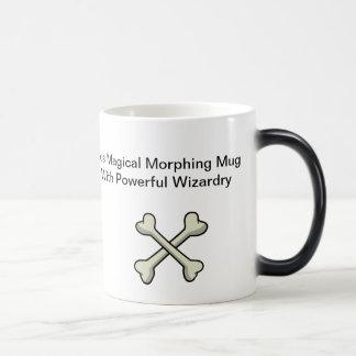 Vintage Magical Morphing Mug