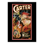Vintage Magician Carter the Great