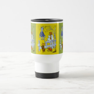 Vintage Magician of Oz, Dorothy / Toto Tale Gifts Coffee Mug