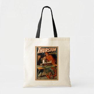 Vintage Magicians Ad Bag