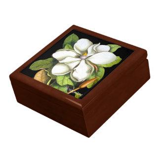 Vintage Magnolia Botanical Gift Box