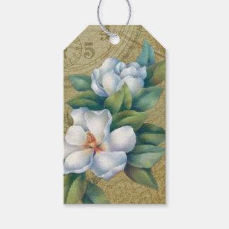 Vintage Magnolia Flower