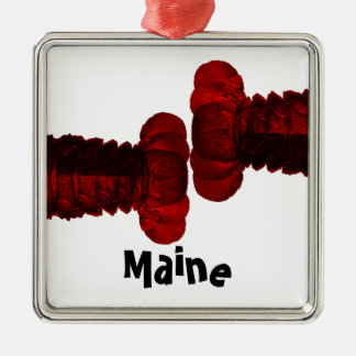 Vintage Maine Lobster Tail Ornament