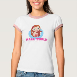 Vintage Mall World Woman's T-shirt