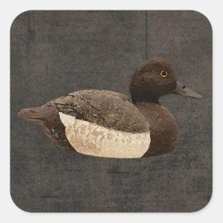 Vintage Mallard Duck Stickers
