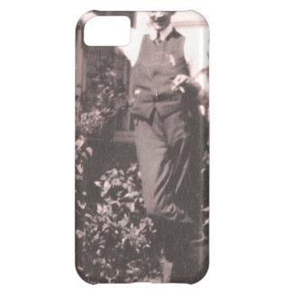 Vintage Man iPhone 5C Case
