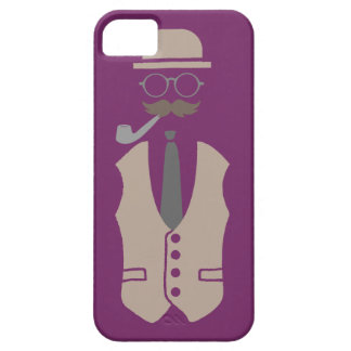 Vintage Man In Style Barely There iPhone 5 Case