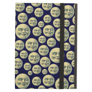 Vintage Man in the Moon iPad Cover