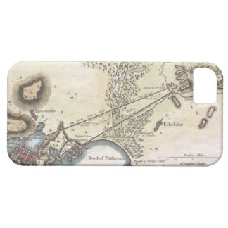 Vintage Map of Athens (1784) Case For The iPhone 5