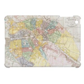 Vintage Map of Berlin (1846) iPad Mini Covers