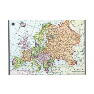 Vintage map of Europe colorful pastels iPad Mini Case