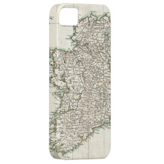 Vintage Map of Ireland (1771) iPhone 5 Cover