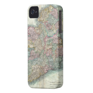 Vintage Map of Ireland (1799) Case-Mate iPhone 4 Cases