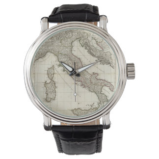 Vintage Map of Italy (1770) Watch