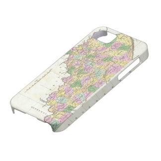 Vintage Map of Kentucky (1827) iPhone 5 Cover