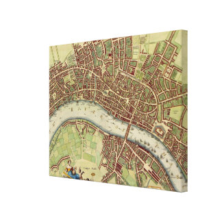 Browse the Maps Canvas Print Collection and personalise by colour, design or style.