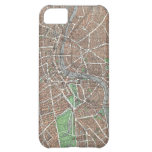 Vintage Map of London (1923) Case For iPhone 5C