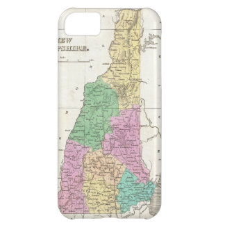 Vintage Map of New Hampshire 1827 Case For iPhone 5C