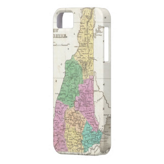 Vintage Map of New Hampshire 1827 iPhone 5 Case