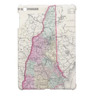 Vintage Map of New Hampshire 1855 iPad Mini Cases