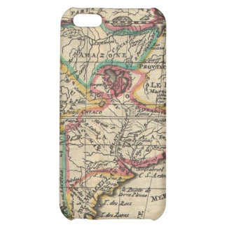 Vintage Map of South America 1747 iPhone 5C Covers