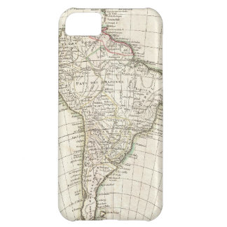 Vintage Map of South America (1762) Case For iPhone 5C