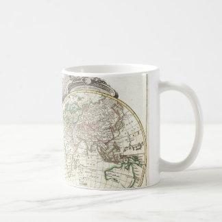 Vintage Map of The World (1775) Coffee Mug