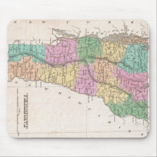 Vintage Map of Vermont (1827) Mouse Pad
