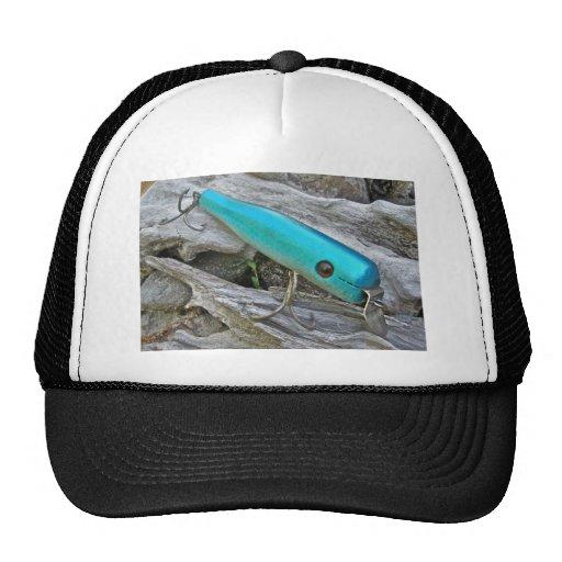 Vintage Masterlure Snook Midget Multiple Items Trucker Hats