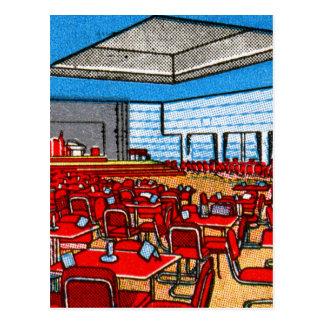 Vintage Matchbook Matches Rumpus Room NY Postcard
